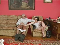 Bbw fucks older man