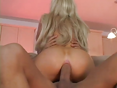 Mature gets a hard ass fucking