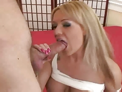 Megan Monroe Accidentally Creamed