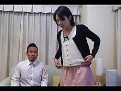 Tomomi Shimazaki Fucked In Front Of Husband Uncensored