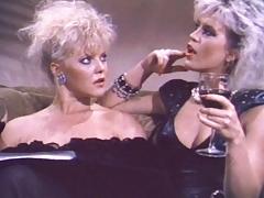 Danielle Martin And Amber Lynn Lesbian Scene