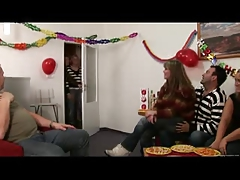 Swinger Birthday Party