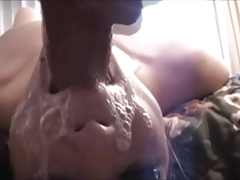 Shayna Knight gets face fucked