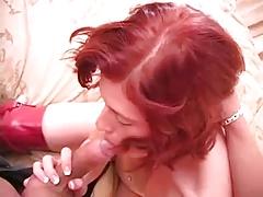 Gorgeous Redhead Milf Loves