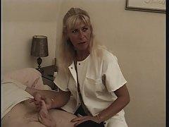 French Mature Nurse F70