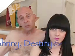 Destiny Bristol Angel Squirts amp Johnny Rockard