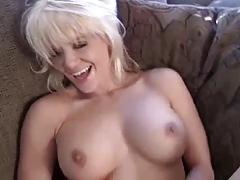 Nasty Blonde Milf Fucked