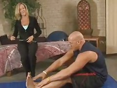Hot Blonde Brandi Love Plowed by Horny Dude
