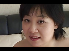 44yr old Chubby Busty Japanese Mom Craves Cum Uncensored