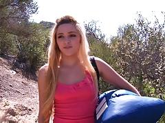 Zoey Foxx Teenage Runaway