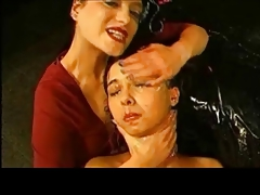 German Sluts Covered In Cum & Spit Zdonk