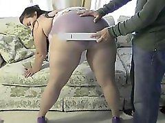 Daphne Spanking