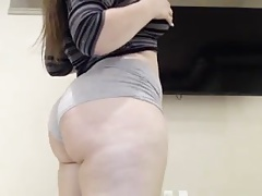 White Girl With The Fat Ass