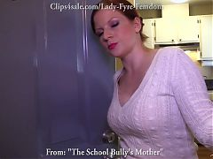 The School Bully's Not Mother By Lady Fyre