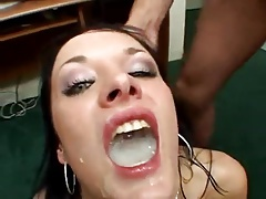 Pretty Alektra In Blow Gang