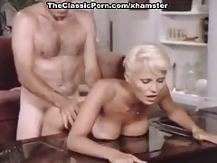 Seka John Leslie In Platinum Blonde Goddess Of Classic Porn