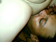 Smoking Girlfriend Likes To Suck And Ride A Black Cock