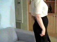 Nina Pantyhose Strips Bvr