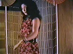 Pulp Strippin' Vintage Twisting Striptease Dance