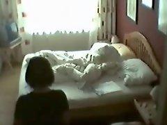 My Mum In Her Bedroom Masturbating Hidden Cam