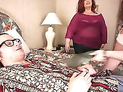 Foot Boy Gets His Nose Punished With 3 Bbw Stinky Feet