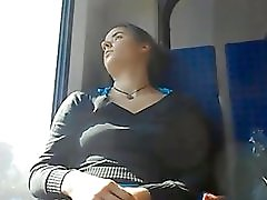 Train Upskirt
