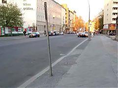 Pretty Girl Hooker In Berlin On The Street