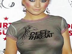 Christina Aguilera Disrobed In Hd!