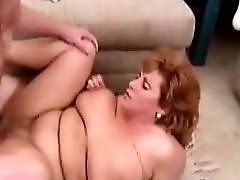 Busty Amateur Mindy Jo Fuck By Two White Cock