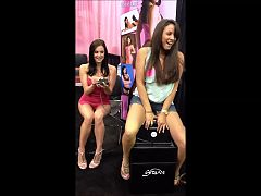 Kendra Lust W A Fan Riding The Sybian