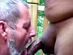 Daddy And Latino Cum Eating