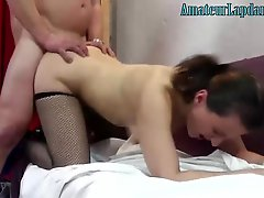 Sexy Czech Wife Lapdances And Fucks In Few Positions