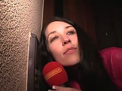 Magma Film Busty German Brunette Jizzed On