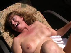 Mature Interracial Used Well