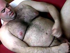 Bear With A Big Beautiful Butt