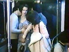 Foursome In Metro Brigitte Lahaie 1977