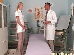 Role Play 12 The Skinny Nurse