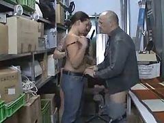 Brutal Cops Scene 3