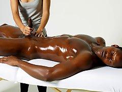 Ebony Cock Pleasing