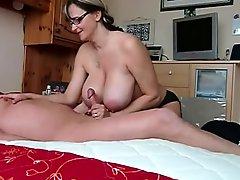 Dominant Milf Titty Fuck
