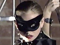 Jacqueline Lovell In Mask & Cape Wtf