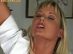 Nurse And Doctor In Anal Visit