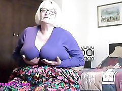 Mature Sally Is Granny In Private