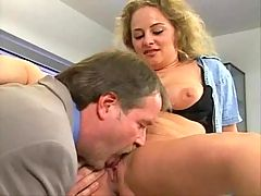 Dad Fucks A Mature Woman M27