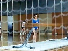 Koichiro Uno's Female Gymnastic Teacher 1979