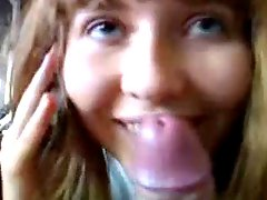 Russian Teen Gerl With Telefone
