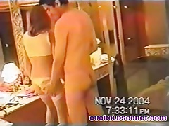 Cuckold Secrets Giving My Wife To Friend And I Watch And Enj