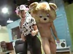 Cheating Bitch Fucks The Stripper At Her Bachelorette Party