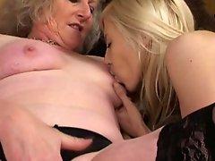 A Couple Of Brit Lesbians 1