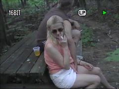 Sucking Cock At Park